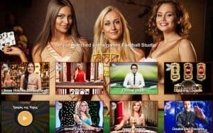 Play with live dealers at betrebels casino online