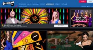 Stoiximan casino - Κατάθεση με Paysafecard
