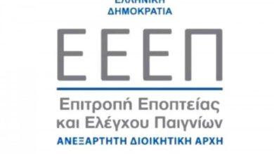 Photo of ΕΕΕΠ – η Αρχή που ελέγχει και εποπτεύει τα νόμιμα καζίνο