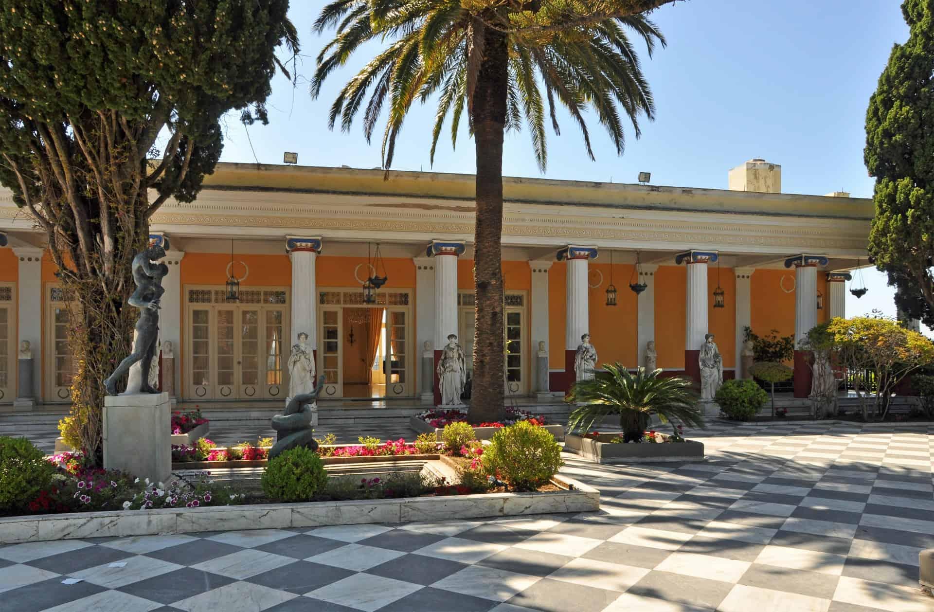 Casino Corfu Αχίλλειον