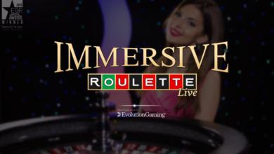 Photo of Νόμιμα καζίνο με Immersive Roulette της Evolution Gaming