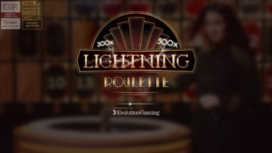 Photo of Νόμιμα καζίνο με Lightning Roulette της Evolution Gaming