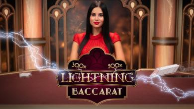 Photo of Το Lightning Baccarat έφτασε στο καζίνο της Novibet!